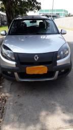 Renault StepWay 13/14 HP 1.6 GNV 5° Geração (Segunda Dona, Ipva Pago)