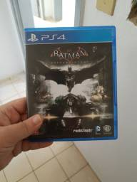 2 jogos de ps4 ( mk xl e Batman Arkham Knight)
