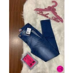 Calça Jeans Lycra