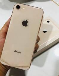 IPhone 8 64G Semi Novo