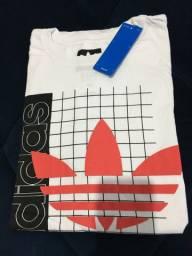 Camiseta original adidas tamanho GG