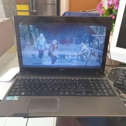 Notebook Acer core i5 tela 15.6' 4gb ram