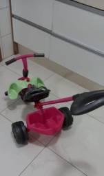 Triciclo infantil bandeirantes