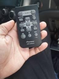 Controle de radio pioneer