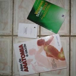Livros de saúde e informática