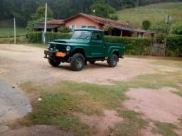 FORD F-75 WILLYS ANO 1961