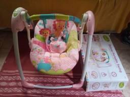 Cadeira de balanço elétrica para bebês