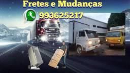 Caminhão bau fretes e mudanças siga bem caminhoneiro caminhão bau disponível fretes