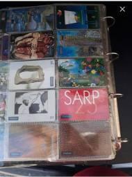Troco coleção de cartão por filhote de pitmonster são 700 cartões