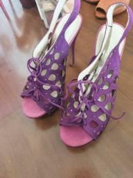 Sapatos schutz e asos originais seminovos