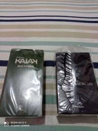 Perfumes novos