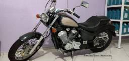 Honda shadow vt 600 2003 impecável