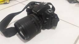 Camera D90 nikon - R$ 500 - QUEM CHEGAR PRIMEIRO