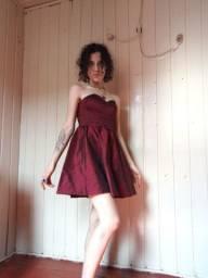 Vestido com bolero