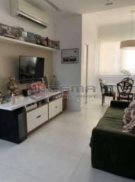 Apartamento à venda com 2 dormitórios em Flamengo, Rio de janeiro cod:LAAP24661