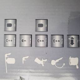 Kit de peças Einhell Ar Comprimido