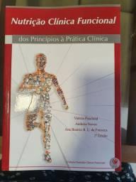 Livro NOVO de nutrição clínica da VP nutrição funcional