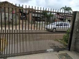 Portão e grades muro