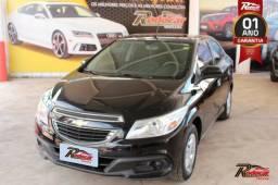 Chevrolet GM Prisma LT 1.0 Preto