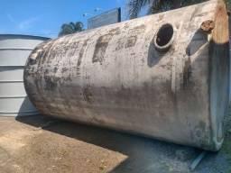 Reservatório de fibra 40000 litros