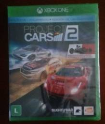 Project Cars II R$ = 60 Lacrado
