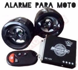 Alarme para moto MP3