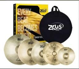 Kit Pratos Zeus Custom Set E