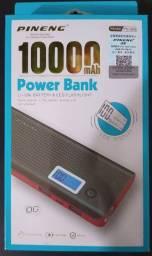 Power Bank 10.000 mah Pineng O MELHOR!