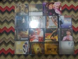 Coleção de CD's do poeta da música gospel