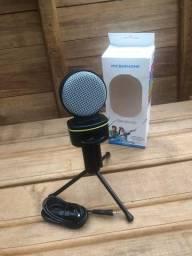 Microfone com redução de ruídos