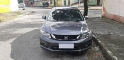 Honda Civic LXR 2.0 2015 leilão