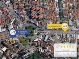 Apartamento com 2 dormitórios à venda, 58 m² por R$ 170.000,00 - Setor Leste Universitário