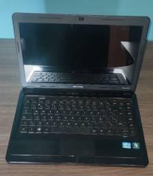Notebook HP intel core i5 SSD 128gb RAM 4gb