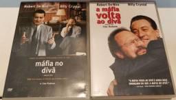 2 Dvds: Máfia no Divã e Máfia volta só Divã