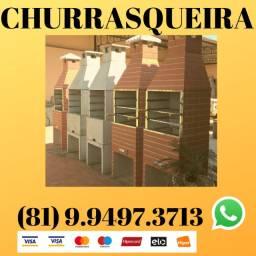 Churrasqueira Pre Moldada ,13410048
