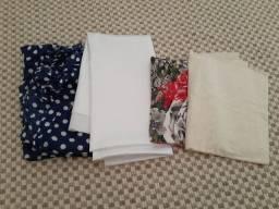 Kit com 4 cortes de tecido