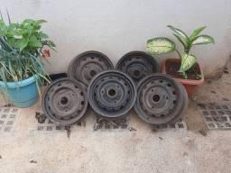 Roda da Pampa, Belina e Del Rey