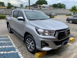 Hilux SRV 2.8 2019 13.600km