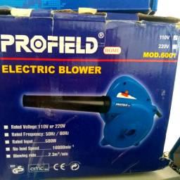 Soprador de Ar e aspirador Profield Eletric Blower 500w