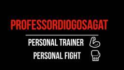 Serviço de Personal trainer (e ou) Personal Fight