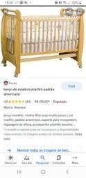 Berço Babylandia em Marfim - Novíssimo