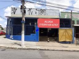 Barracão Comercial - Campinas