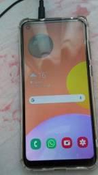 Samsung Galaxy  A11 64 GB e 3de RAM