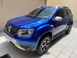 Vendo Renault Duster Iconic 1.6 16V X-Tronic Azul Iron 2021