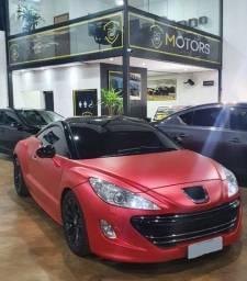 Peugeot RCZ 2012 -Único no Brasil-Exclusividade.