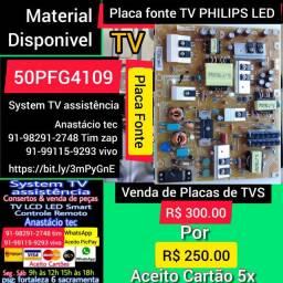 Placa Fonte TV PHILIPS 50PFG4109