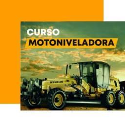 CURSO MOTONIVELADORA