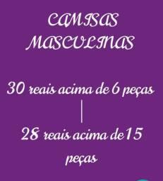 Camisas peruanas 30.1