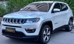 Jeep Compass longitude 2017 blindada flex! Completíssima! Extra!!!