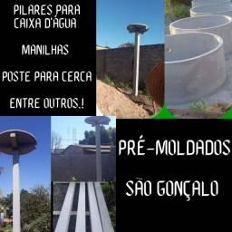 PRÉ MOLDADOS SÃO GONÇALO